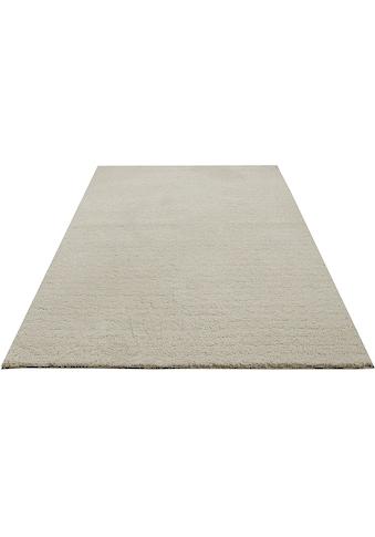 GOODproduct Teppich »Leelo«, rechteckig, 30 mm Höhe, aus recyceltem Material, Wohnzimmer kaufen