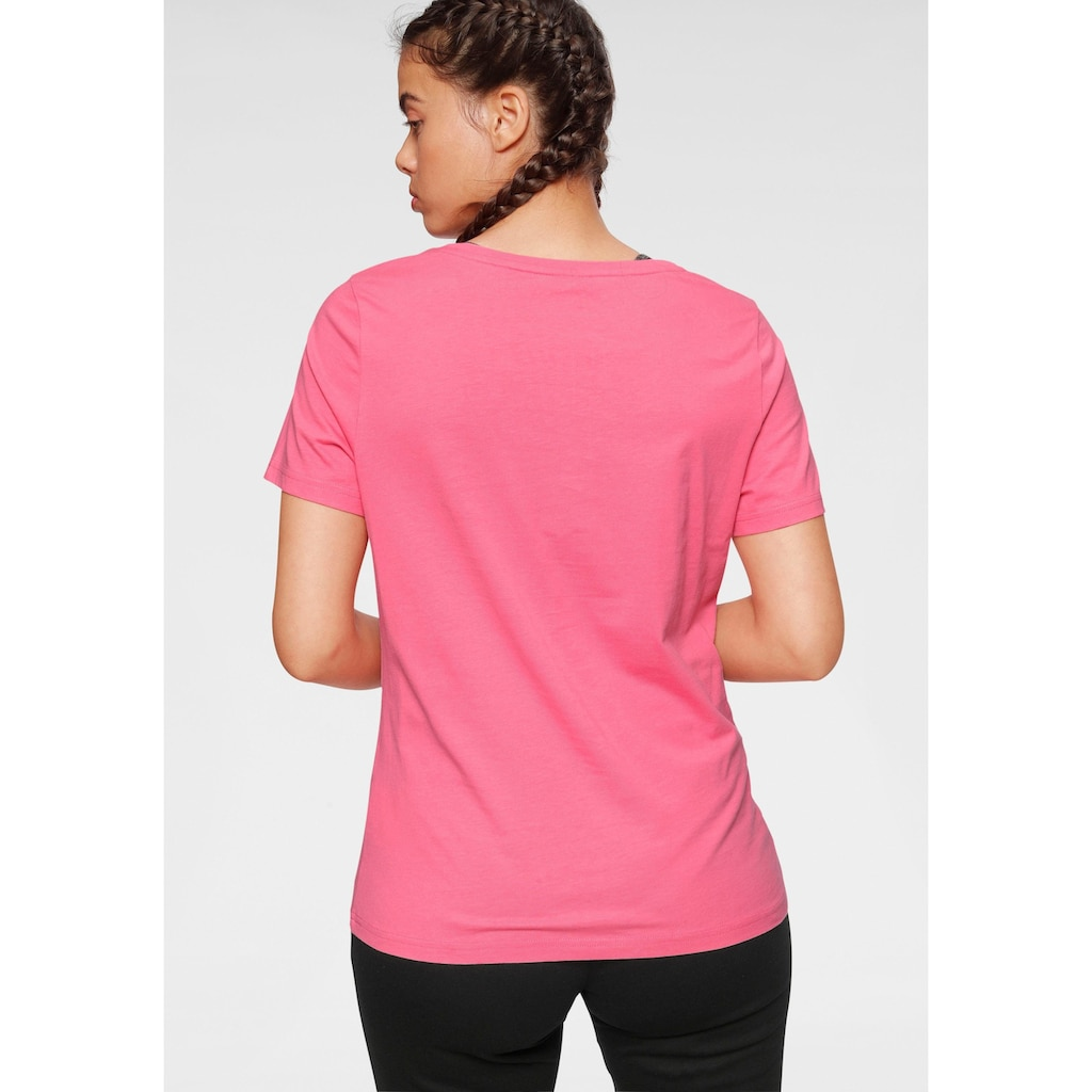 H.I.S T-Shirt »Essential-Basics«, Grosse Grössen