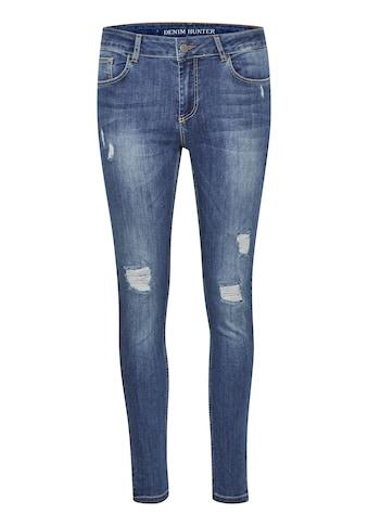 Denim Hunter 5 - Pocket - Jeans »40 THE CELINAZIP TORN« kaufen