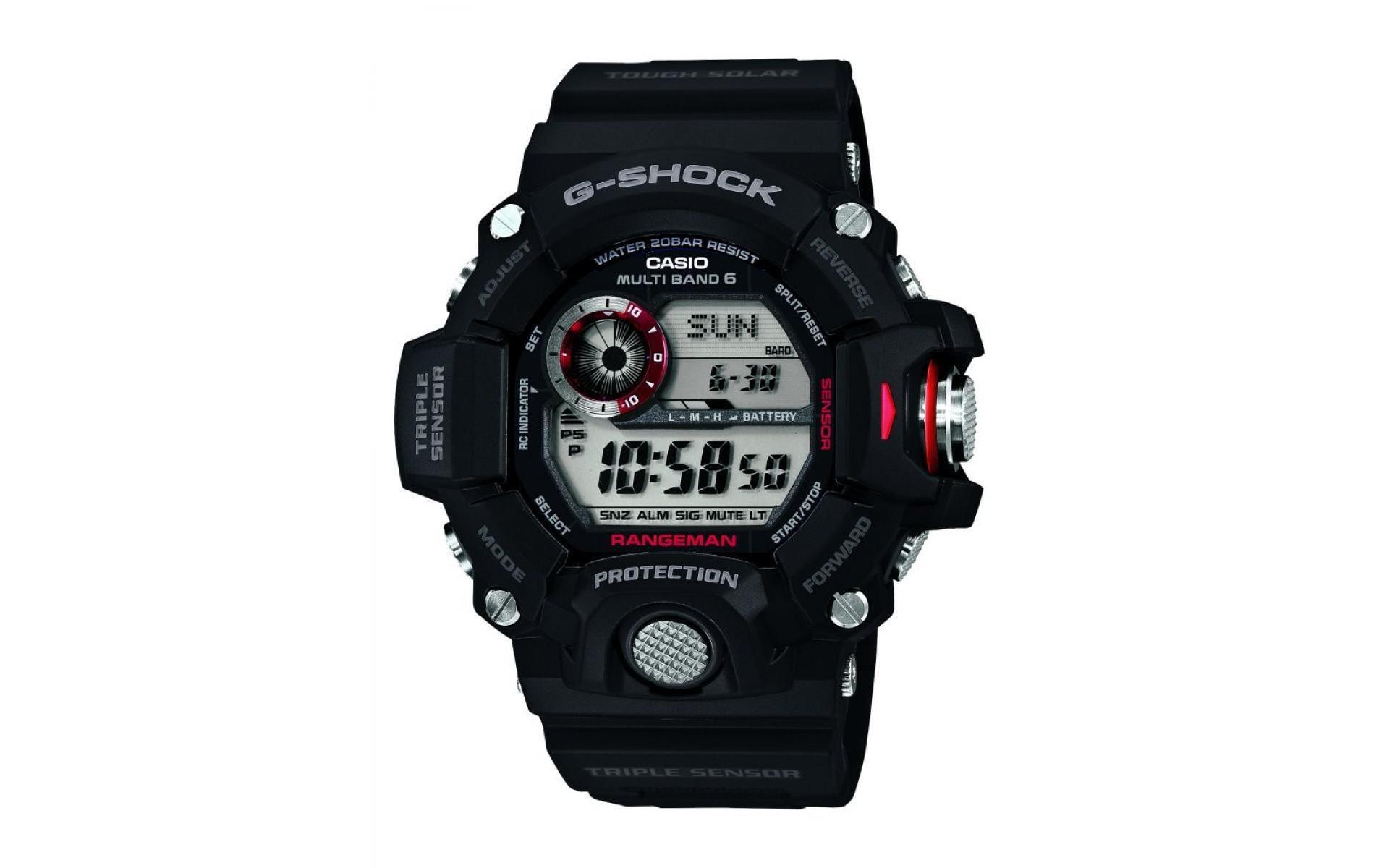 Image of Armbanduhr, G-Shock, »G-Shock GW-9400-1ER«