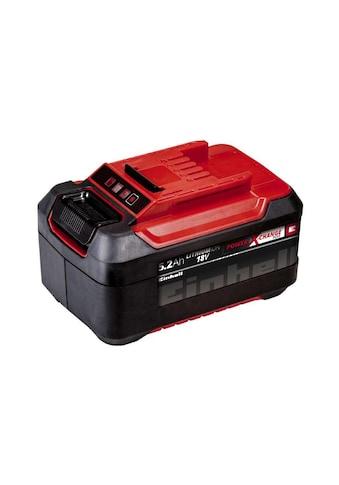 Einhell Akku »Power-X-CHANGE 18V 5.2Ah«, 5200 mAh, 18,0 V kaufen