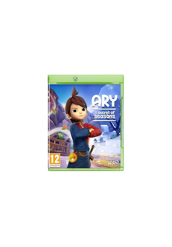Spiel »Ary and the Secret of Seasons«, Xbox One, Standard Edition kaufen