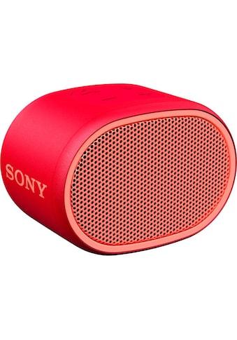 Sony »SRS - XB01« Bluetooth - Lautsprecher (Bluetooth) kaufen