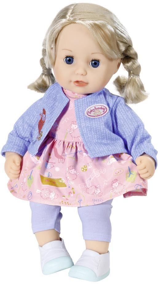 "Image of Baby Annabell Babypuppe ""Baby Annabell® Little Sophia 36 cm"""