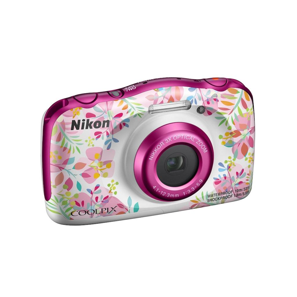 Nikon Kompaktkamera »Fotokamera COOLPIX W150 Flowers«