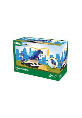 BRIO® Spielzeug-Auto »Polizeihubschrauber« kaufen