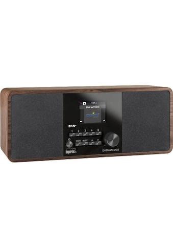 Internet Radio, Imperial, »Dabman i200 Holzoptik« kaufen