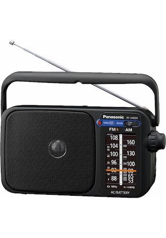 Panasonic »RF - 2400DEG« Radio (FM - Tuner) kaufen
