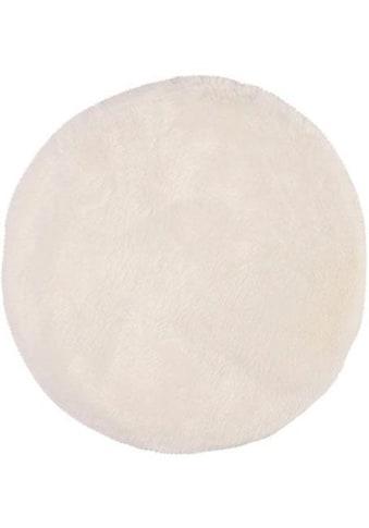 Obsession Fellteppich »My Samba 495«, rund, 40 mm Höhe, Kunstfell, handgetuftet,... kaufen