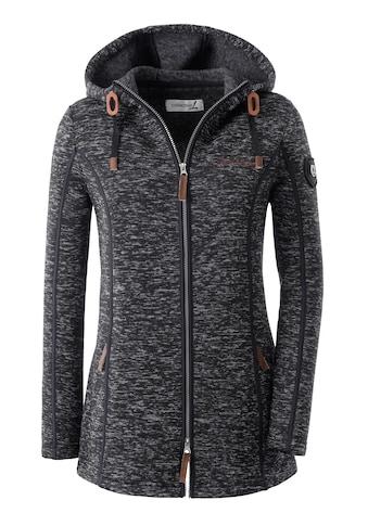 Casual Looks Fleece - Jacke mit Kapuze kaufen