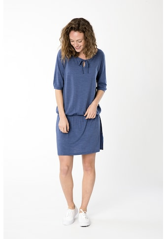 SUPER.NATURAL Sommerkleid »W WAYFARER DRESS«, mit Band am Ausschnitt zum Binden,... kaufen