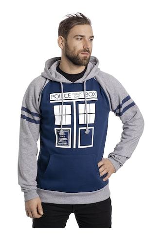 Nastrovje Potsdam Kapuzensweatshirt »BBC Dr. Who Tardis« kaufen
