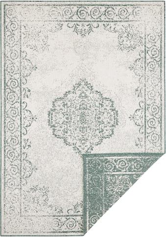 Teppich, »CEBU«, bougari, rechteckig, Höhe 5 mm, maschinell gewebt kaufen