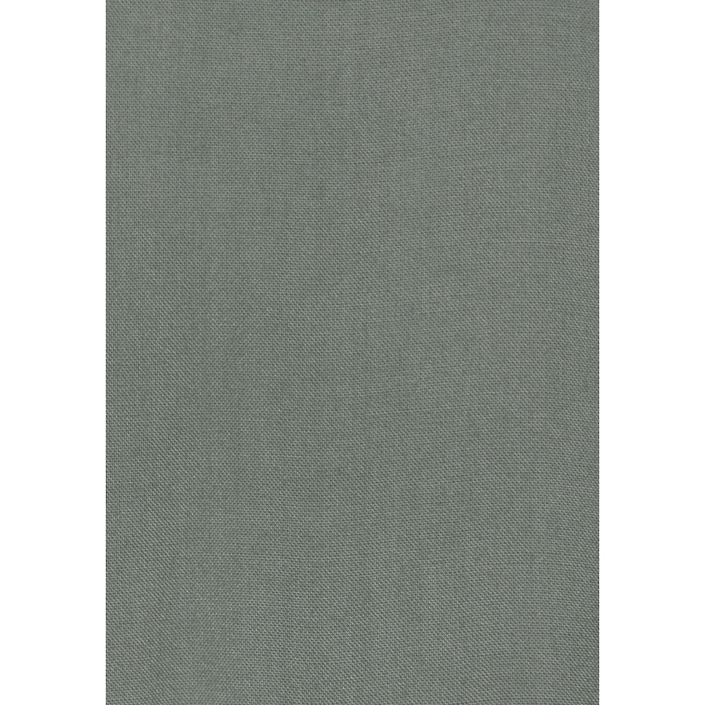 s.Oliver Beachwear Blusenkleid, mit Volant am Rock