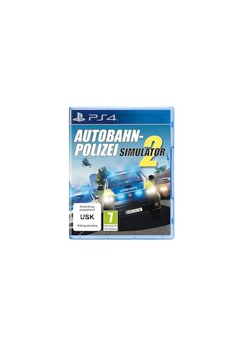 Spiel »Autobahn-Polizei Simulator 2«, Nintendo Switch, Standard Edition kaufen