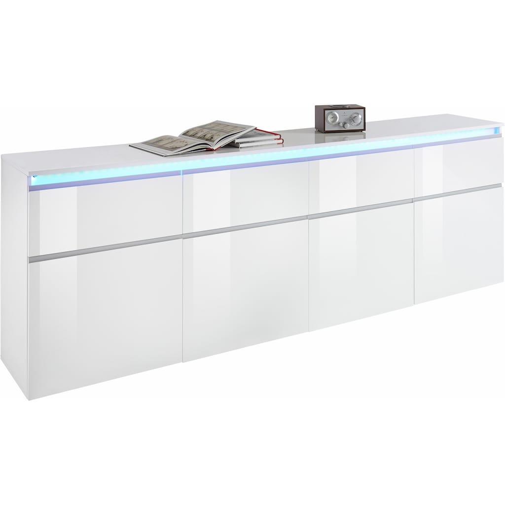 Tecnos Sideboard »Magic«, Breite 240 cm