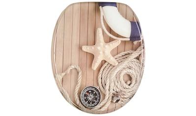 Sanilo WC-Sitz »Maritime« kaufen