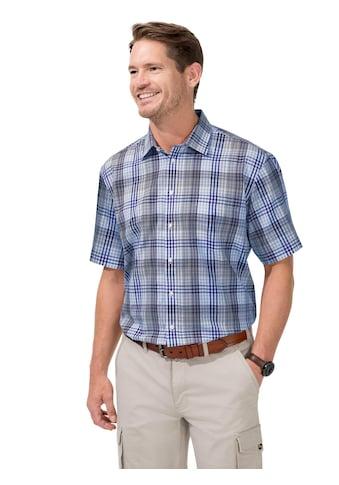 Kurzarm - Hemd in Seersucker - Qualität kaufen