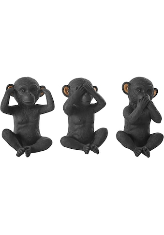 INOSIGN Dekofigur »Affen« (3er - Set) acheter