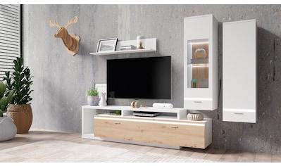 TRENDMANUFAKTUR Wohnwand »Cordoba« (Set, 4 - tlg) kaufen