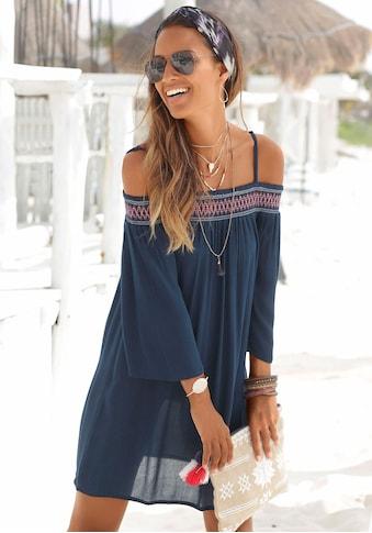 s.Oliver Beachwear Strandkleid kaufen