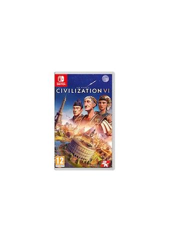 Take 2 Spiel »Civilization VI«, Nintendo Switch kaufen