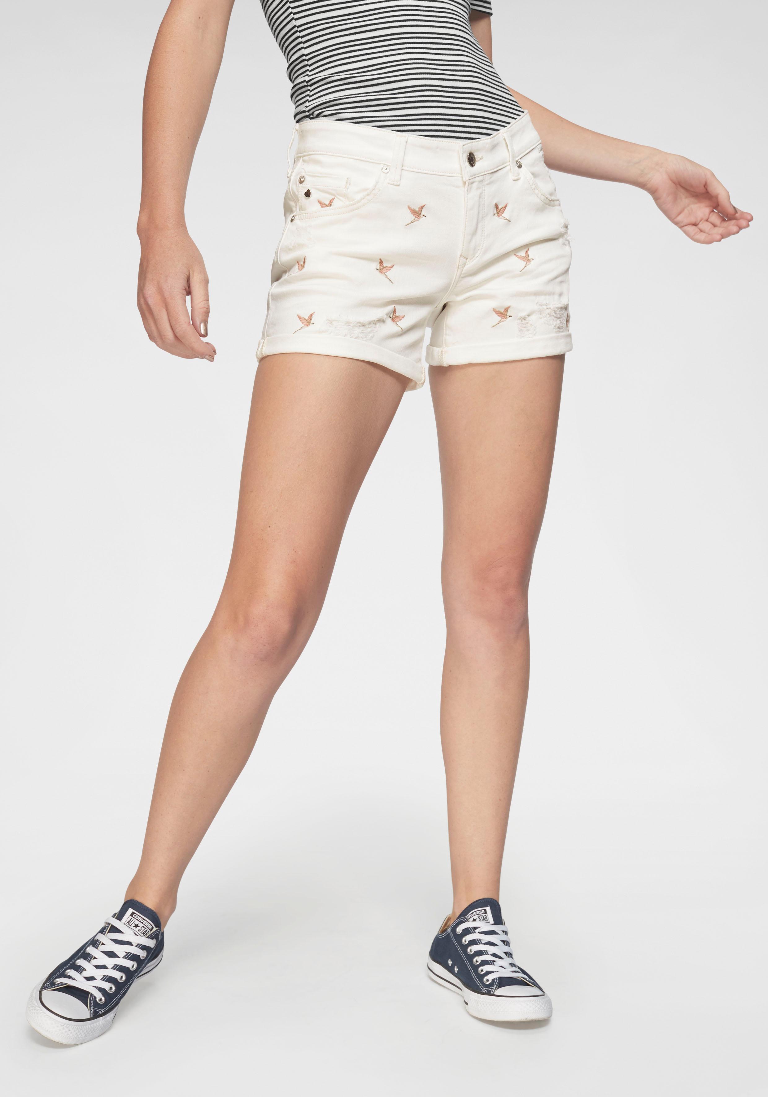 Image of Mavi Jeanshotpants »VANNA«