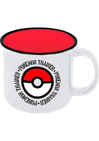 Becher »Pokemon Becher Trainer Pokeball (400 ml)« kaufen