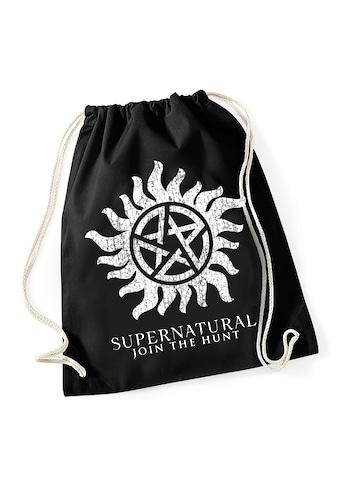 Warner Turnbeutel »Supernatural Symbol Gym Bag« kaufen