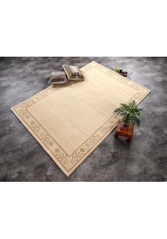 OCI DIE TEPPICHMARKE Orientteppich »Noblesse Vario 55«, rechteckig, 12 mm Höhe, handgeknüpft, Wohnzimmer kaufen