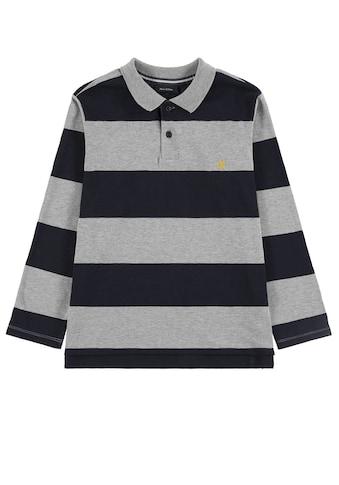 Marc O'Polo Junior Poloshirt mit Blockstreifen kaufen