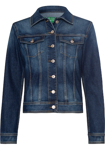 United Colors of Benetton Jeansjacke kaufen