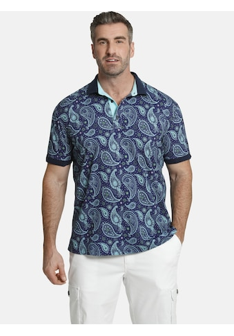 Charles Colby Poloshirt »EARL SUITBERT«, Paisley Muster, Comfort Fit kaufen