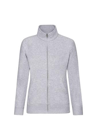 Fruit of the Loom Fleecejacke »Damen Lady-Fit Fleece-Sweatshirt-Jacke« kaufen