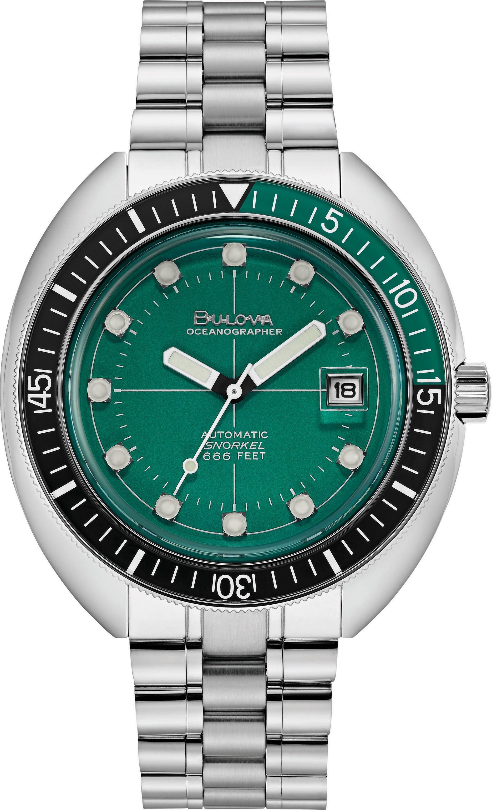 Image of Bulova Automatikuhr »Oceanographer, 96B322«