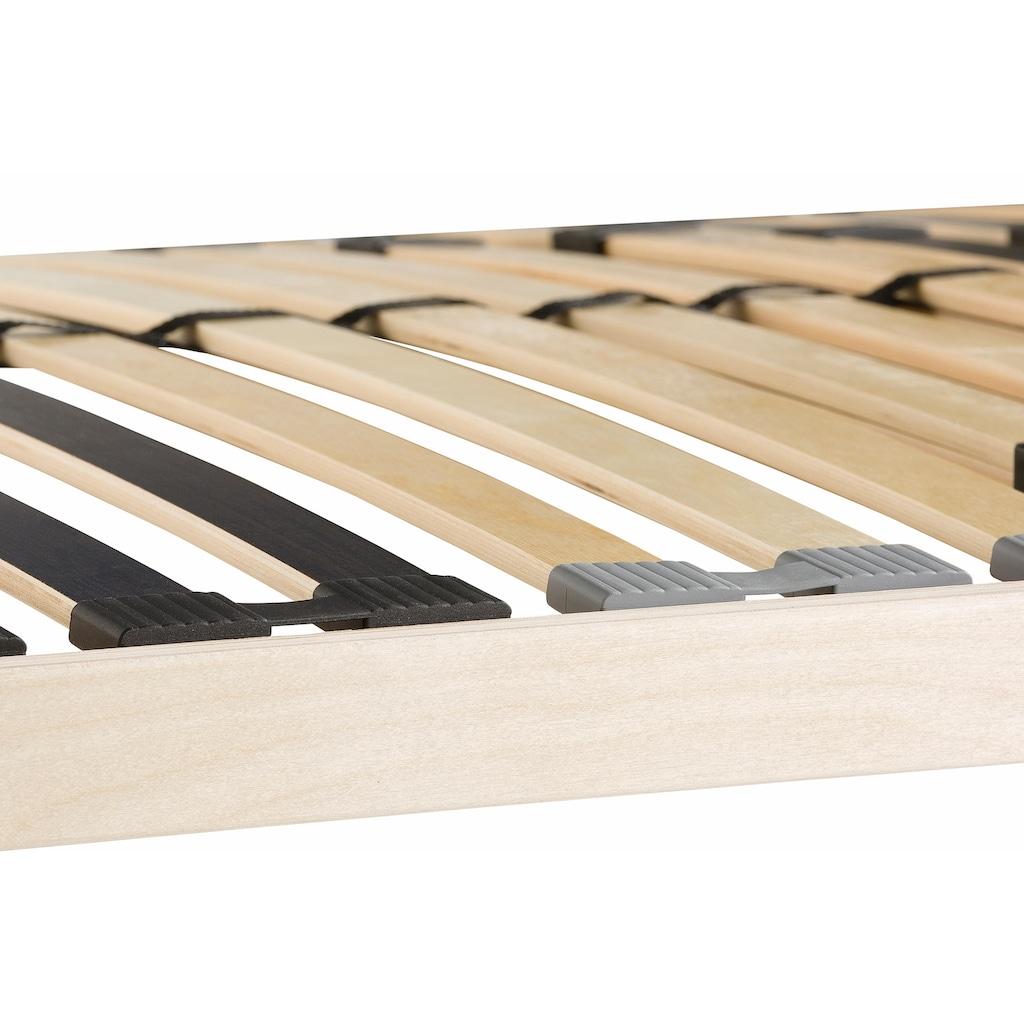 Beco Lattenrost »XXL Luxus Supra«, 28 Leisten, Kopfteil nicht verstellbar, universell und fest, mit Härteverstellung