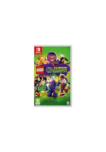 Warner Spiel »LEGO DC SuperVillains«, Nintendo Switch, Special Edition kaufen