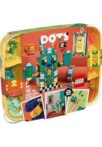 LEGO® Konstruktionsspielsteine »Kreativset Sommerspass (41937), LEGO® DOTS«, (441... kaufen