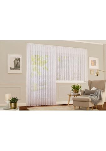 my home Gardine »Ramon«, Vorhang, Fertiggardine, Store, transparent kaufen