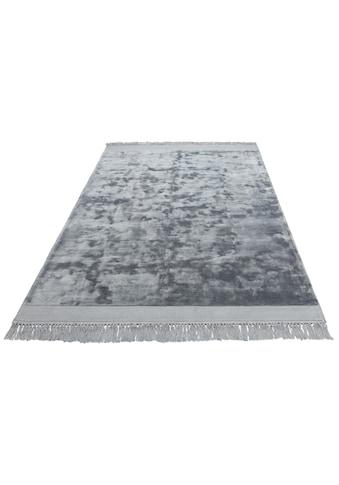 Teppich, »Rakel«, Leonique, rechteckig, Höhe 10 mm, handgewebt kaufen