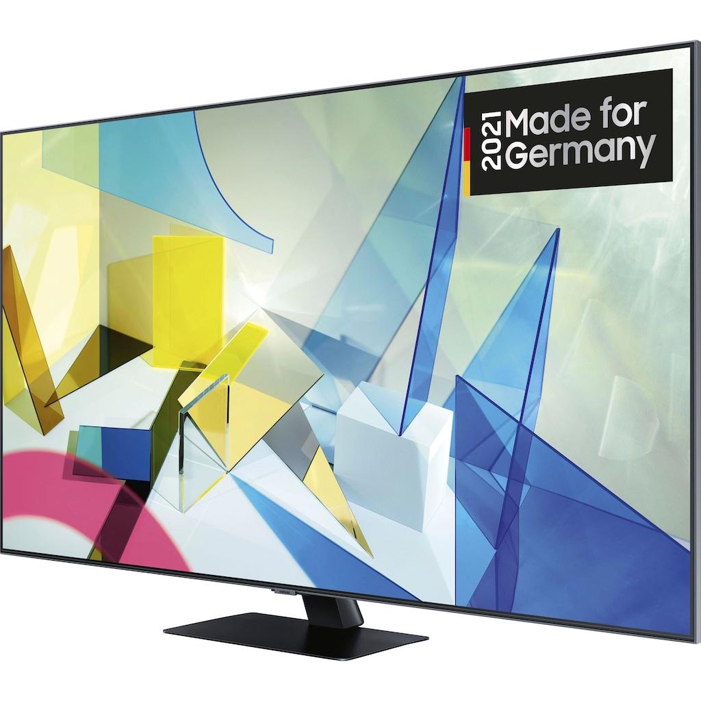 "Samsung QLED-Fernseher »GQ75Q80TGT«, 189 cm/75 "", 4K Ultra HD, Smart-TV"