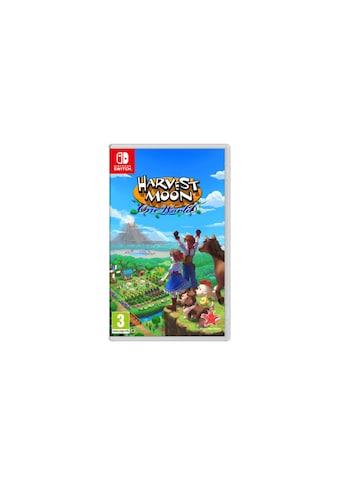Nintendo Spiel »Harvest Moon: One World«, Xbox One, Standard Edition kaufen