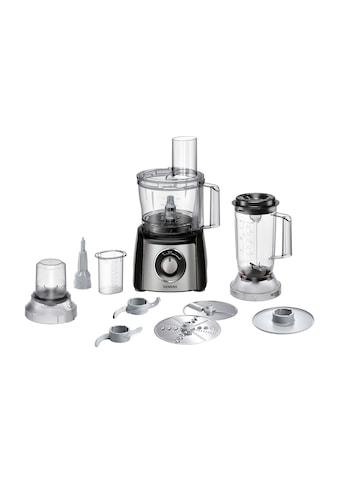 SIEMENS Multifunktions-Küchenmaschine »MK3501M Silberfarben«, 800 W kaufen