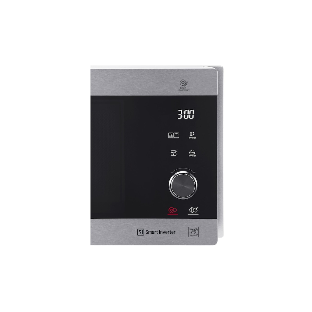 LG Mikrowelle »NeoChef MH6565CPS, Silberfarben«, 1000 W