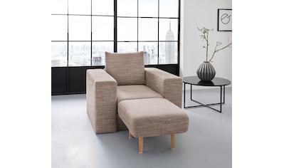 LOOKS by Wolfgang Joop Sessel »Looksv«, Verwandlungssessel: aus Sessel wird Sessel mit... kaufen