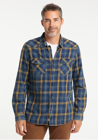 Pioneer Authentic Jeans Langarmhemd kaufen