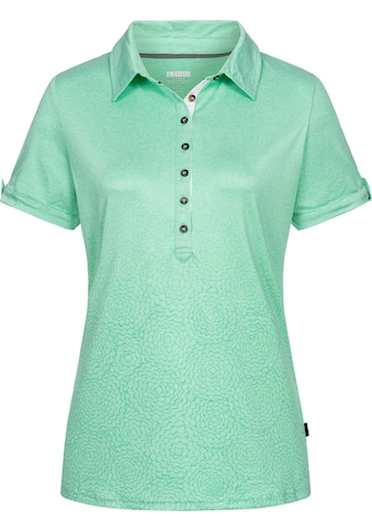 DEPROC Active Poloshirt »HEDLEY III NEW WOMEN«, Funktionspolo mit nachhaltig... kaufen