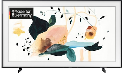 "Samsung 75LS03T ""The Frame"" QLED - Fernseher (189 cm / (75 Zoll), 4K Ultra HD, Smart - TV kaufen"