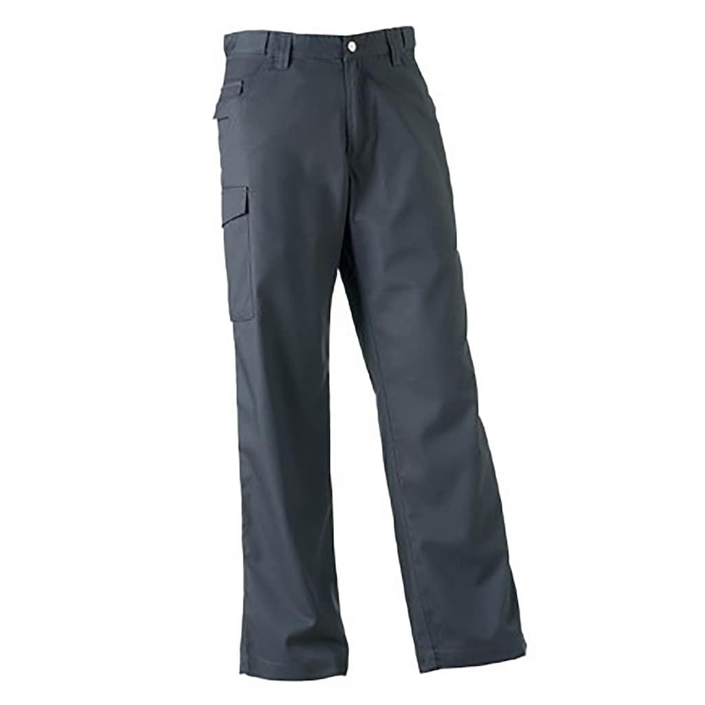 Russell Funktionshose »Workwear Polycotton Twill Hose für Männer, Lange Beinlänge«