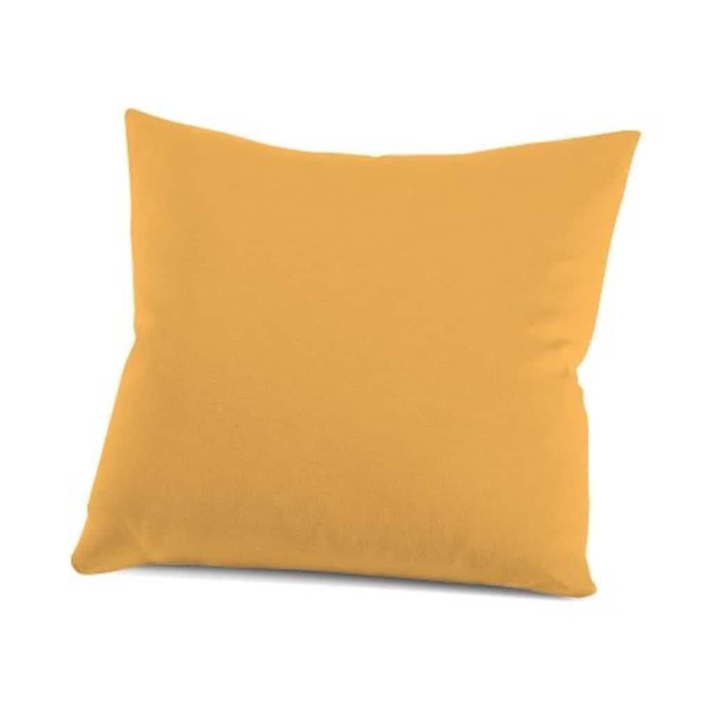 Schlafgut Kissenbezug »Nelke«, (1 St.), Interlock-Jersey, soft und weich